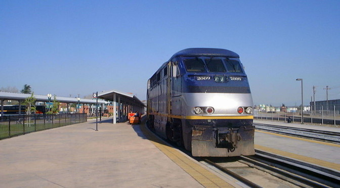 California's High Speed Rail Controversy Resembles Debate Over Streetcars