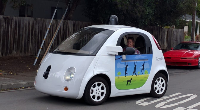 Self-Driving Cars: Not Worth the Trouble, Won't Replace Transit